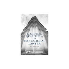 Essential Qualities of the Professional (Paperback)