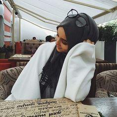 Hijab Fashion   Immagine di fashion, girl, and hijab