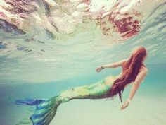 What Kind Of Mermaid Are You? I got Exotic/Tropic Mermaid. Love it!