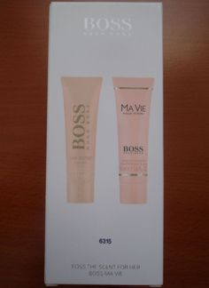 * * * HUGO BOSS Body Lotions - BOSS THE SCENT FOR HER + BOSS MA VIE * * * | eBay Boss Body, Boss The Scent, Hugo By Hugo Boss, Body Lotions, Ebay, Shower Gel