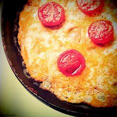 PanDora's Kitchen: On-diet omelette!