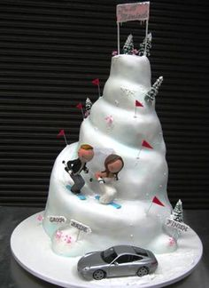 Original wedding cake! #wedding #weddingcake #matrimonio #tortanuziale
