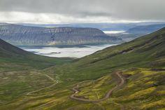 Mountain Roads Iceland