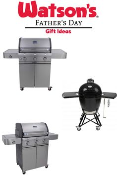 It is not too soon to plan the perfect Father's Day gift. If your dad or husband has expressed interest in a Smoker, come explore the Primo. If a gas grill is his jam, try out a Saber grill.