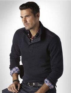 What to wear mens for a business portraits on pinterest for Mens business shirts sale