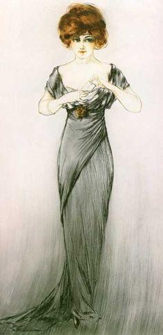 Louis Icart (1880-1950) Art Deco Artist