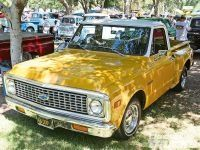 1971 Chevy #ClassicCars #Chevy #CTins