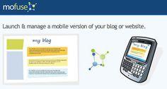 Herramientas para crear una versión móvil de su Website