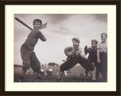 the baseball game photo