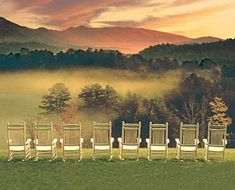 Blackberry Farm, TN - still one of the most serene places on the planet that I h...