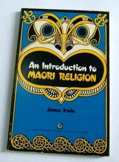 """Traditional Maori Religion...I've got this book and its good. I wouldn't identify our belief system and our traditional stories as a """"religion"""" though."""