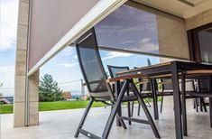 fixscreen árnyékoló House Blinds, Blinds For Windows, Outdoor Blinds, Sunroom, Relax, Outdoor Decor, Modern, Home Decor, Screens
