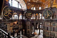 Santa Sofía (Turquía): la belleza de lo simple