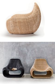 Feelgood Design, when rattan and wood are warm, cosy and inviting - The collections at IMM Cologne