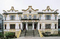 MMANOR HOUSES/LITHUANIA | SuperStock - Palace and Winter Garden (1875). Kretinga. Lithuania