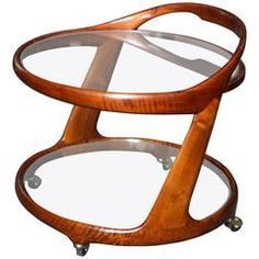 C. Lacca Bar Cart Made in Milan