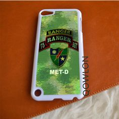 US Army Ranger iPod Touch 5 | 5TH GEN Case