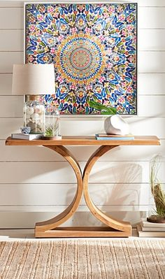 Ready to fall in love? From across the room, Spring Romance Artwork bursts with a kaleidoscope of vibrant colors.