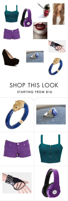 """Vampire Diaries (OC)"" by justinegeib ❤ liked on Polyvore featuring Van Cleef & Arpels and Element"