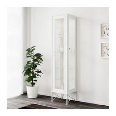 TOCKARP High cabinet with glass-door  - IKEA