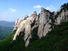 Dobongsan, South Korea