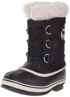 Sorel Yoot Pac Nylon Cold Weather Boot (Toddler/Little Kid/Big Kid) -- This is an Amazon Affiliate link. Check this awesome product by going to the link at the image.