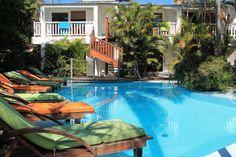 Hôtel sur le lagon de la Réunion - Les Gommettes de Melo