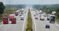 Gericht: Lkw-Fahrer muss Länge von Fahrbahnmarkierung nicht kennen