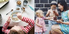 How to get your kid to eat like a grown-up- I Quit Sugar article #healthykids #missmarzipan