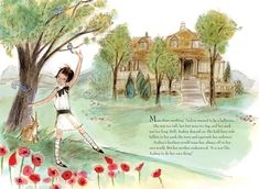 Just Being Audrey, illustrated by Julia Denos, written by Margaret Cardillo