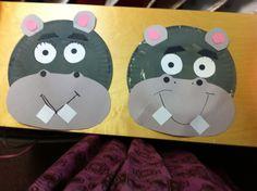 Hippos for zoo theme
