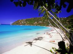 Tortola in the British Virgin Islands, known as the bareboat sailing capital of the world, has nearly 1,000 boats for charter during the win...
