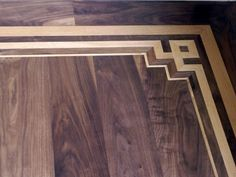 Hardwood floors, oak flooring, parquet floors supplied, fitted and installed by Scandafloor Walnut Hardwood Flooring, Oak Parquet Flooring, Wooden Flooring, Kitchen Flooring, Wood Floor Pattern, Wood Floor Design, Wood Interior Design, Wood Patterns, Art Deco