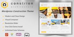 Themeforest WordPress: Constrion – Construction and Builder WP Theme on THEMEFOREST FREE DOWNLOAD http://themeforestfreedownload.com