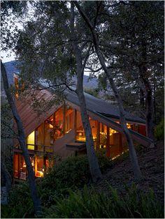 John Lautner's Celebrated Homes - The New York Times > Art & Design > Slide Show > Slide 7 of 10