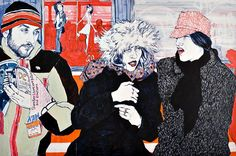 hope gangloff | Hope Gangloff's Ladies Man (2007). Image courtesy of the artist and ...