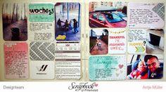 iLoveSchnipsel: Woche 13 {Project Life-Kit}