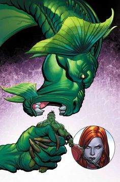 The Totally Awesome Hulk #3 by Frank Cho *