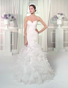 Vestido de novia de la tienda Dream Day de Valladolid www.dreamday.es