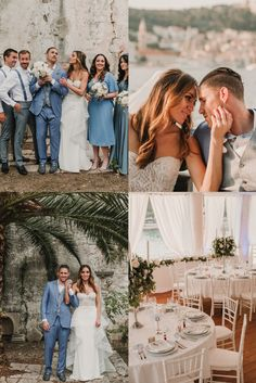 Simple and Elegant Destination Wedding in Croatia On Your Wedding Day, Wedding Tips, Wedding Details, Got Married, Getting Married, Cry Like A Baby, Garter Toss, Destination Wedding Locations, Bridesmaid Dresses