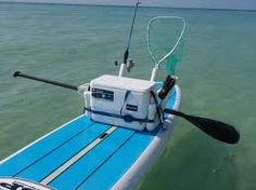 paddle board fishing - Google Search