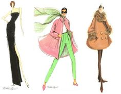 fashion design sketches google search