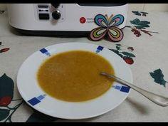 Sopa quemagrasa - Recetas fáciles Monsieur Cuisine plus Cheeseburger Chowder, Soup, Ethnic Recipes, Desserts, Ideas Decoración, Pasta, Youtube, Meatloaf, Soup Recipes