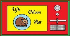 Ufk MoonRat (Museum Of Odd Nostalgic Randomly Aesthetic Things)