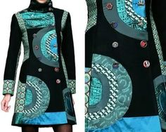 AINO pattern by Regina Moessmer