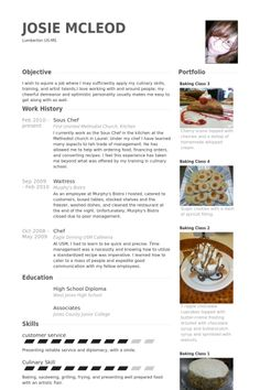 example of chef resume chef cv example doc 588718 assistant pastry chef cv sample com cv - Chef Cv Examples