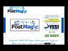 """FB Post Magic ~   Here It Is! http://fbpostmagic.com/?ref=GwendaWarmbo=  POWERFUL, VIRAL, MAGICAL new Face Book software allows you to put sales videos and opt-in forms RIGHT WITHIN the Face Book News Feed! If you're an Internet Marketer...YOU MUST HAVE THIS PRODUCT!  FB Post Magic Allows You To Create """"Squeeze Posts"""" on FaceBook. Try it out here: http://fbpostmagic.com/?ref=GwendaWarmbo="""