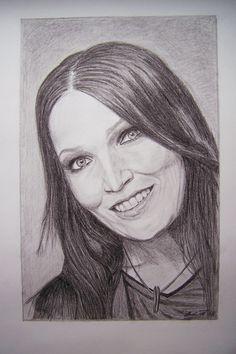 Tarja portrét- Pencil