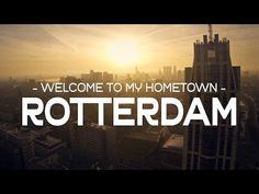 Rotterdam prachtig gefilmd door de ogen van een drone - Froot.nl - Froot.nl