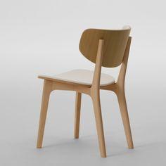 Naoto Fukasawa roundish armless chair